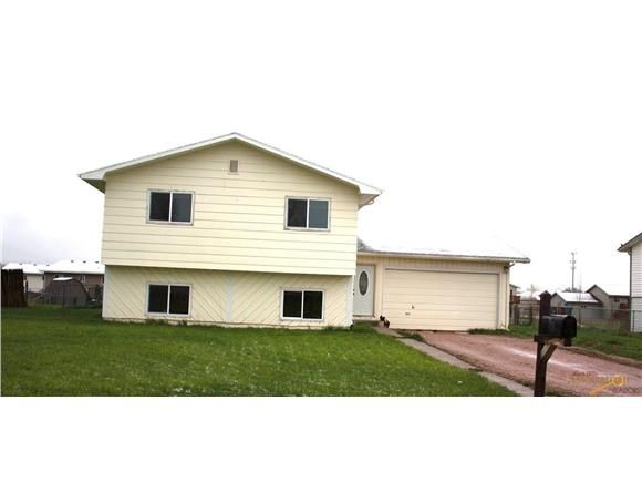 MLSID:128331, 515  Bluebird Dr Box Elder,SD,57719, Beds:5, Baths:2, Price:$169,900, This home has five bedrooms two baths a large two car...