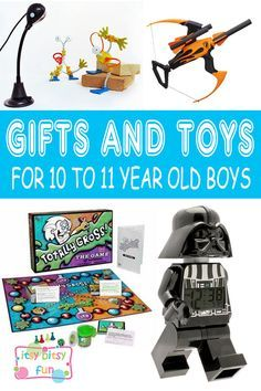 Best Gifts For 10 Year Old Boys Lots Of Ideas 10th Birthday Christmas And To 11 Olds