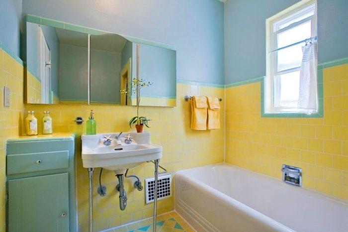 Arredo Bagno Anni 50.Bagno Vintage Bathroom Anni 50 Cose Da Comprare