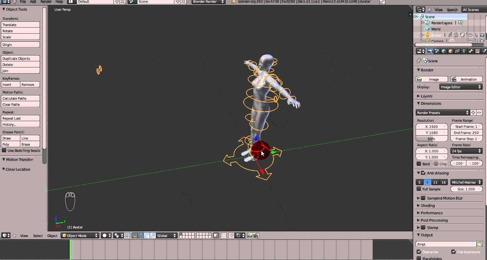 Blender Francais Addon Avastar Pour Blender Partie 1 Tutorial In French