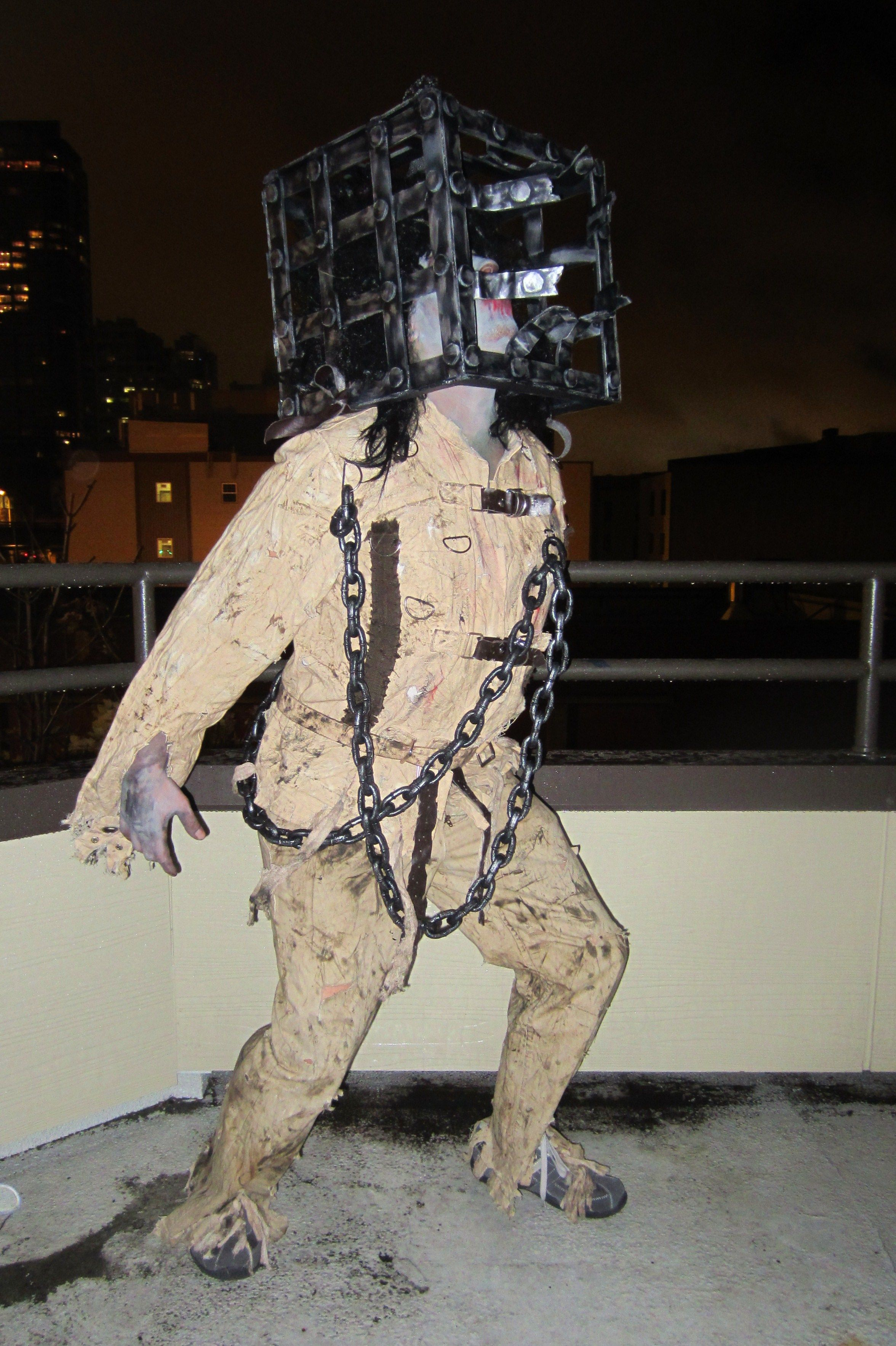 The Jackal 13 Ghosts | Halloween Costumes | Pinterest | Halloween ...