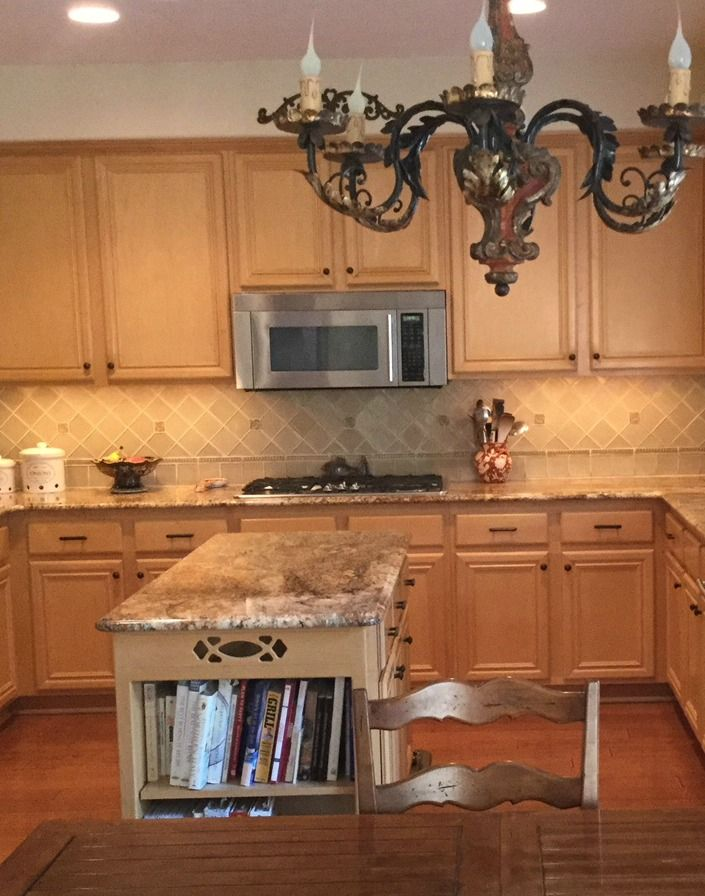 Best Edesign Painted Maple Cabinets – A Gorgeous Off White 400 x 300