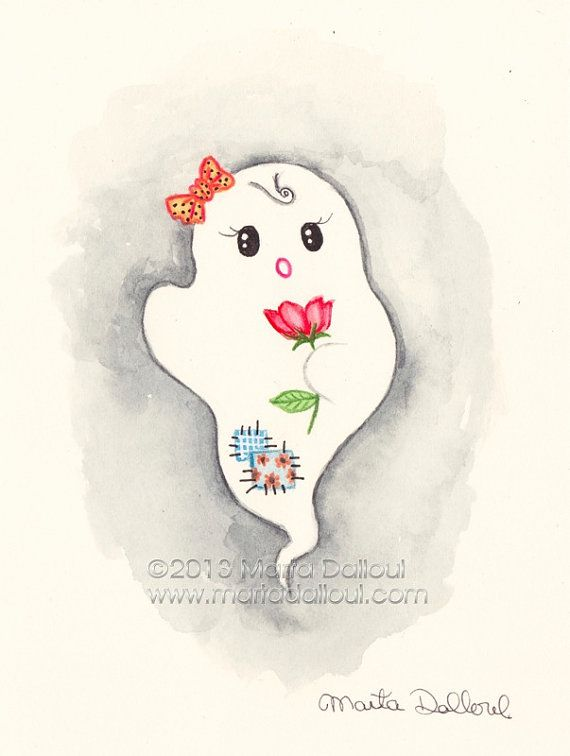 Cute Ghost Wallpaper With Images Halloween Wallpaper Iphone