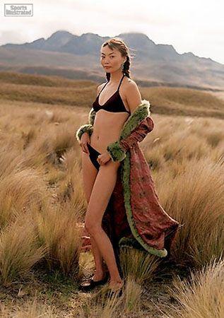 Irina Pantaeva Mortal Kombat