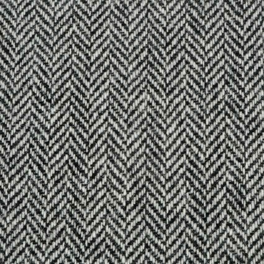 Bowhill Herringbone Grey Tweed Carpet Fabric Fabric Textures Fabric Finders