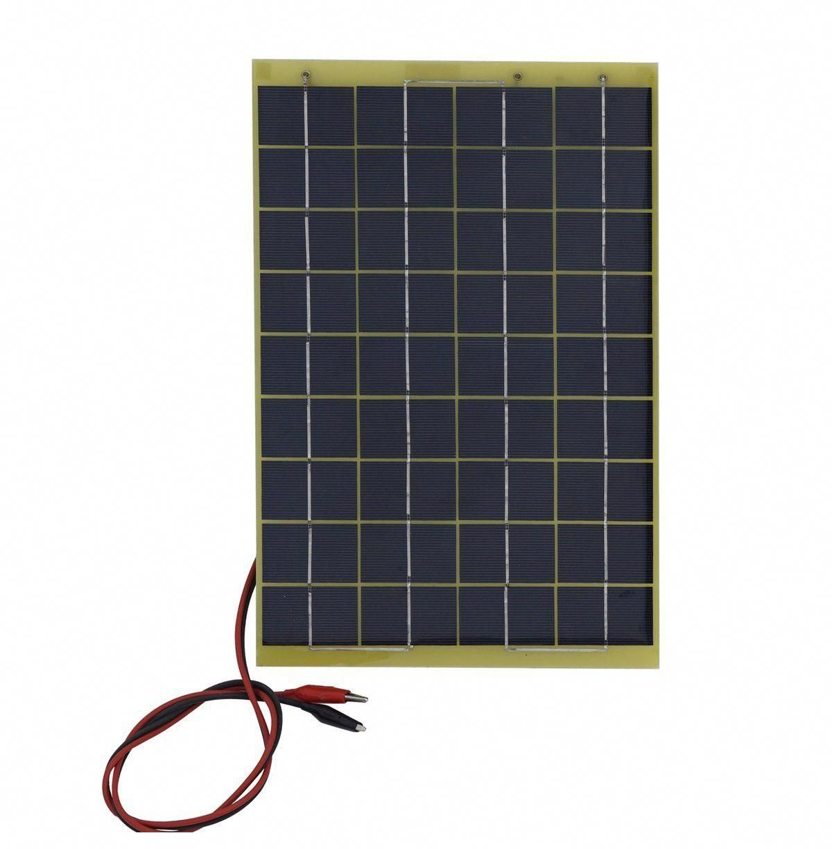 Eco Worthy 10 Watts 12 Volts Epoxy Solar Panel Module 12v Battery Charger Camping Just 13 99 S In 2020 Best Solar Panels Solar Energy Panels Solar Panel Installation