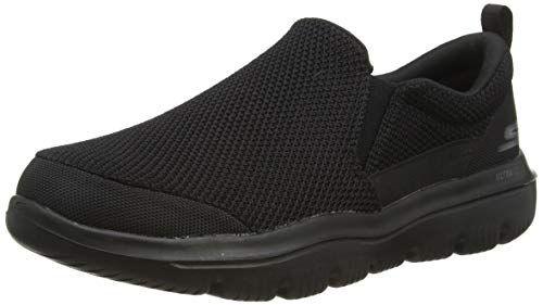 Skechers Men S Go Walk Evolution Ultra Impeccable Sneaker Black