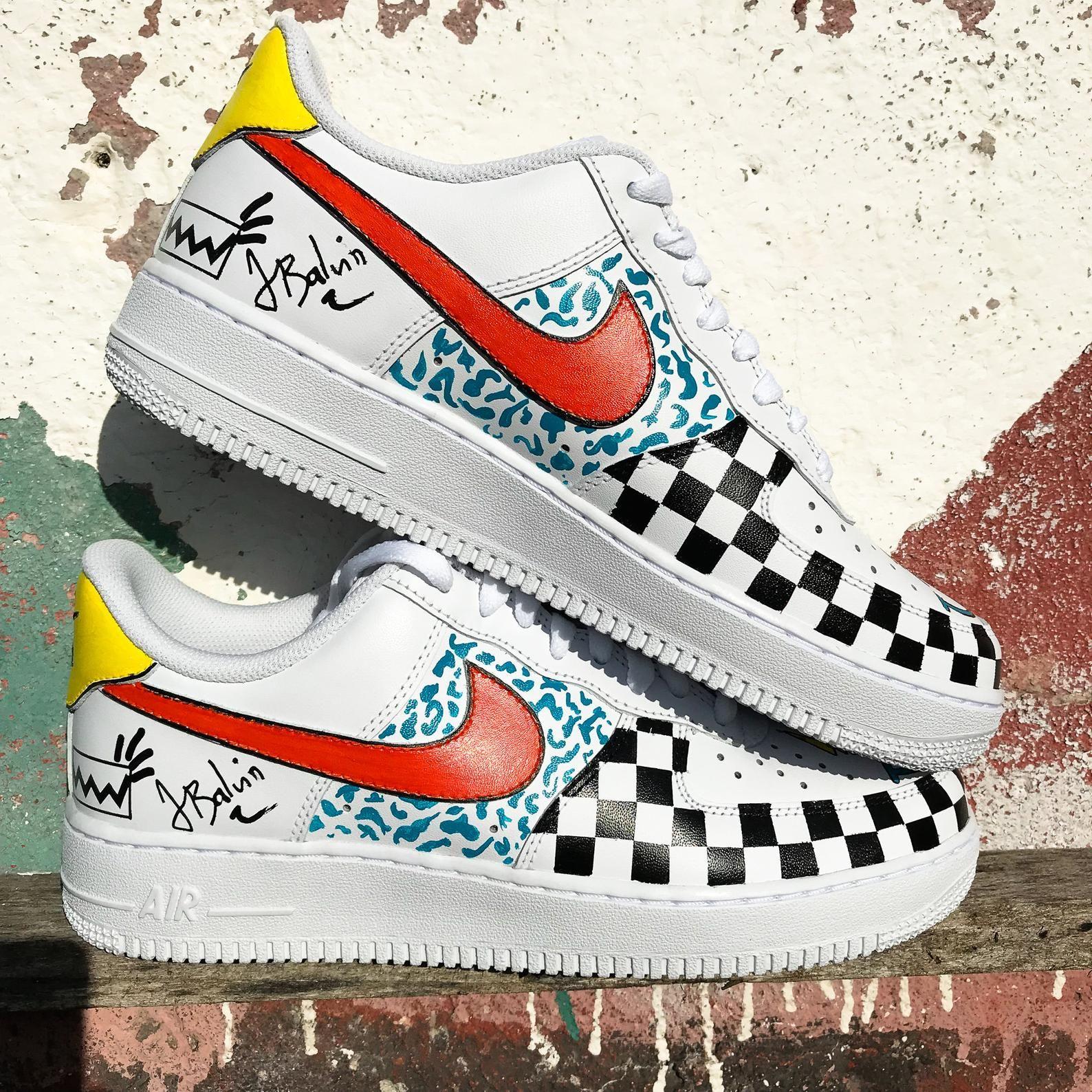 Sneakers, Custom sneakers, Custom shoes