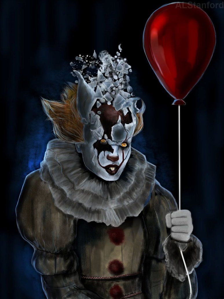 35++ Pennywise demon ideas