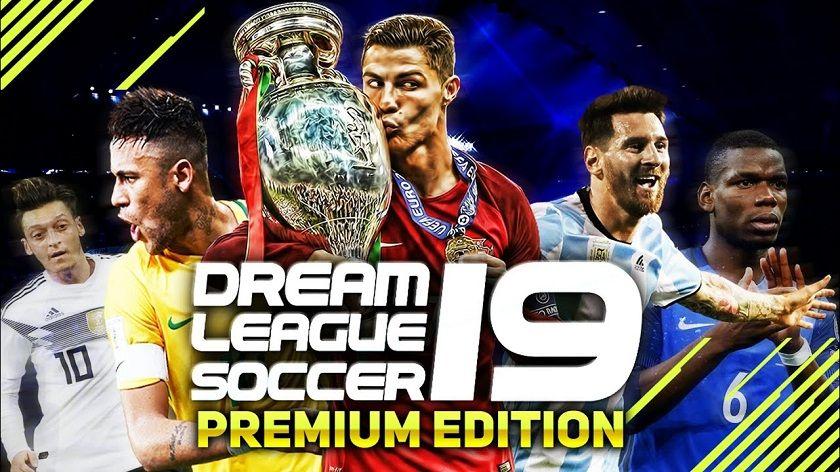 Dls19 Premium Edition Mod Apk Download Olahraga
