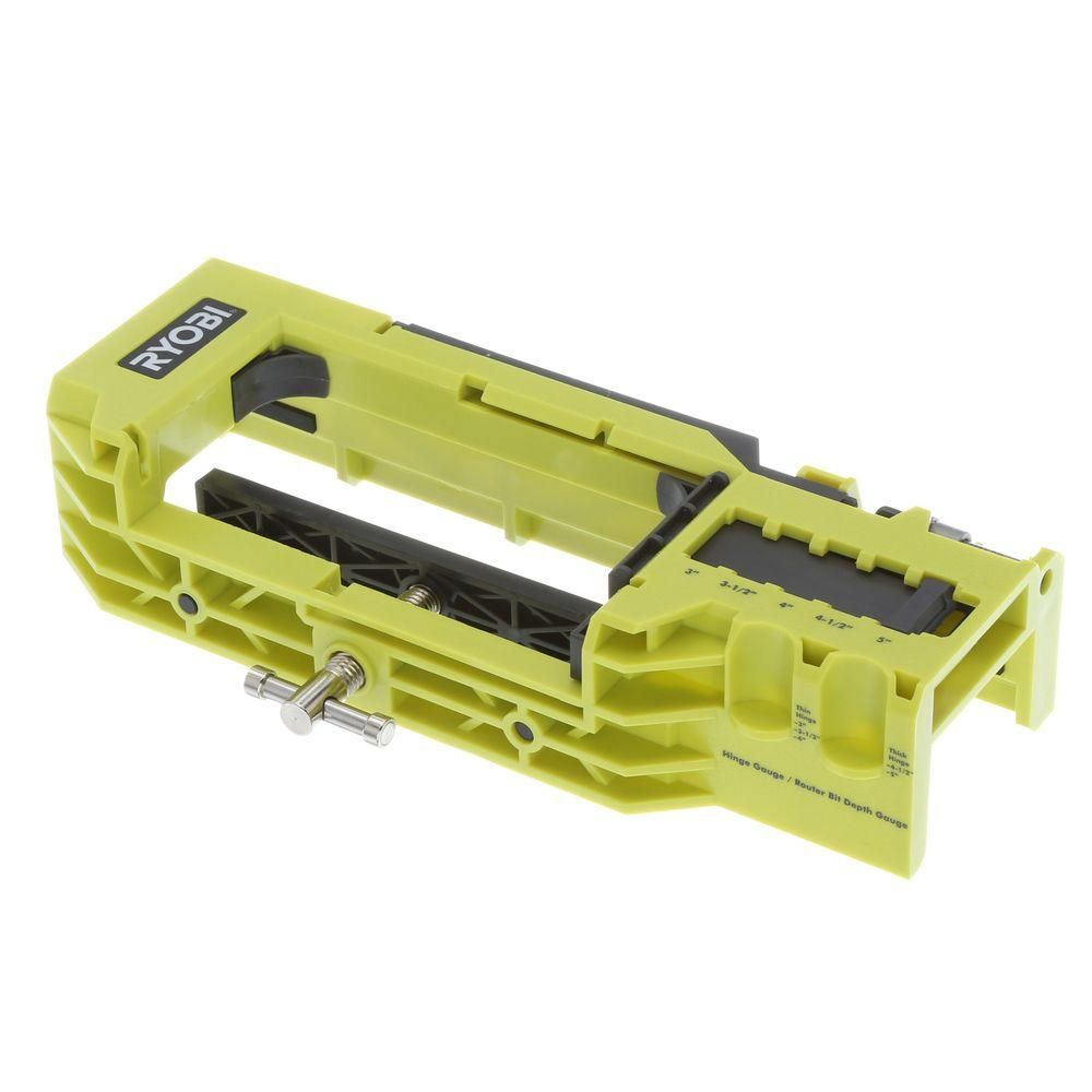 Ryobi Door Hinge Template | Door hinges, Doors and Carpentry