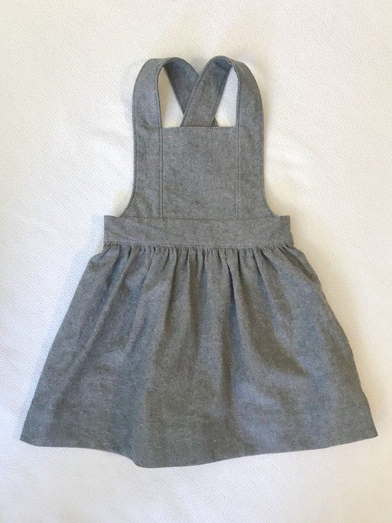 dfb4ee917 Linen Baby Dress