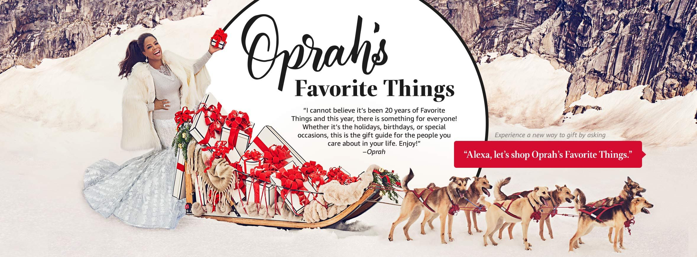 Amazon.com: Oprah\'s Favorite Things | Gifts ideas: for others ...