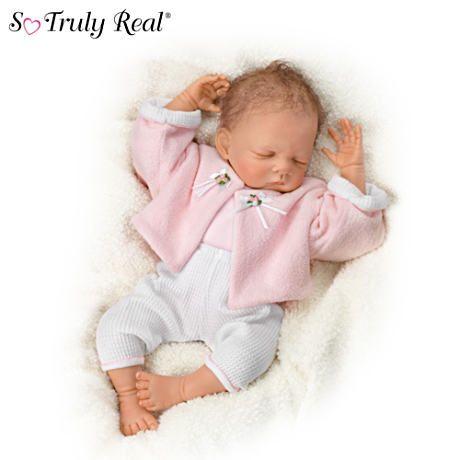I Love This One Too Ashton Drake Rocks Dolls Baby