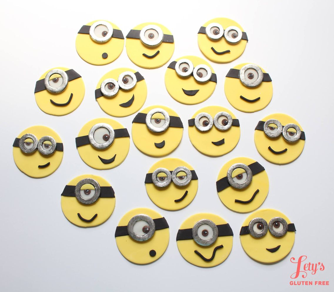 Minions Are Taking Over Cute Cupcake Toppers For A