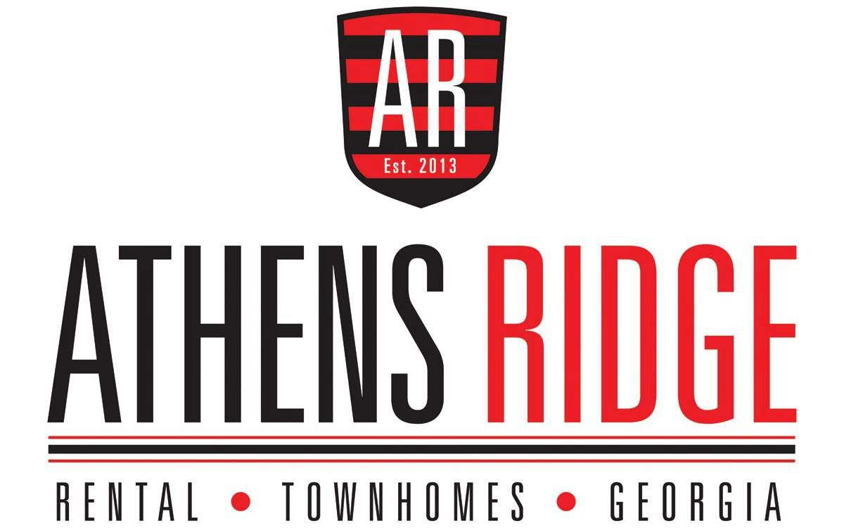 Athens Ridge Townhomes Georgia Http Www Wecre8design Com Branding Design Logo Branding Design Retail Logos