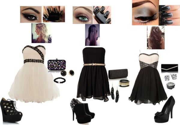 Black And White Themed Party 21st Ideas