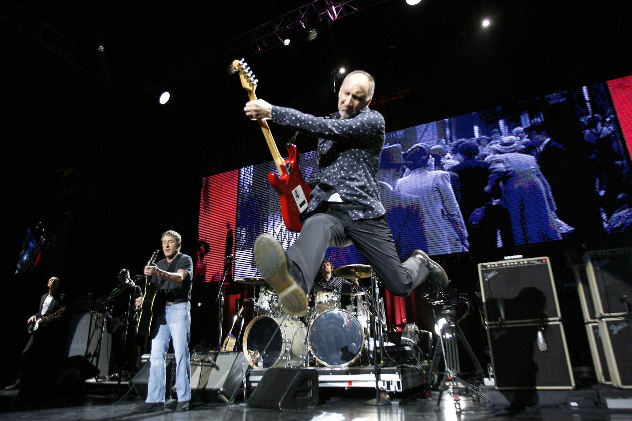 The Who cancela los conciertos de la que sería su última gira
