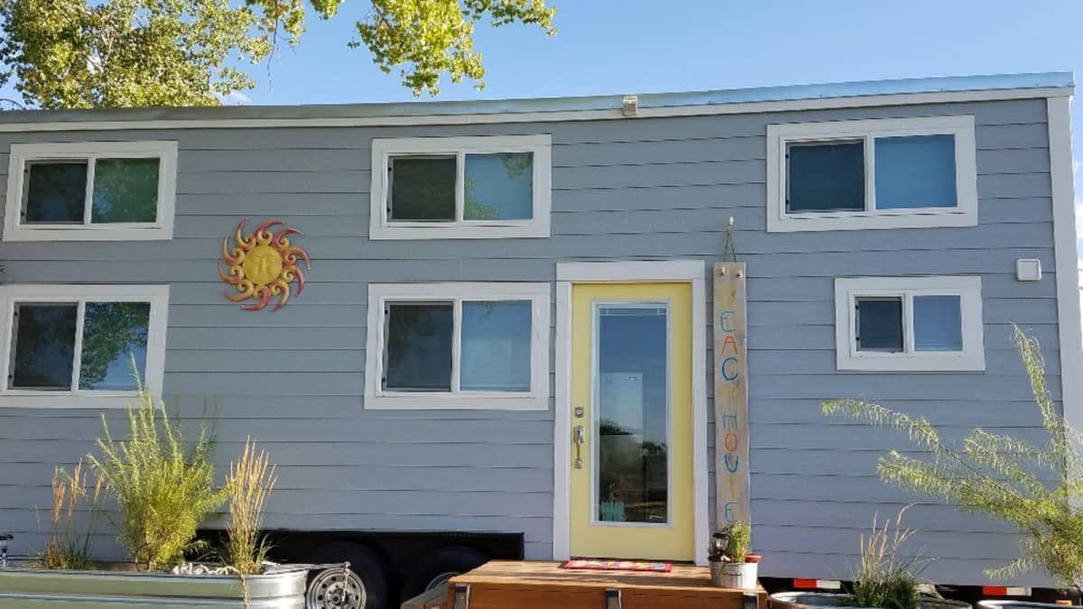 Beach Theme Tiny House Tiny House For Sale In Erda Utah Tiny