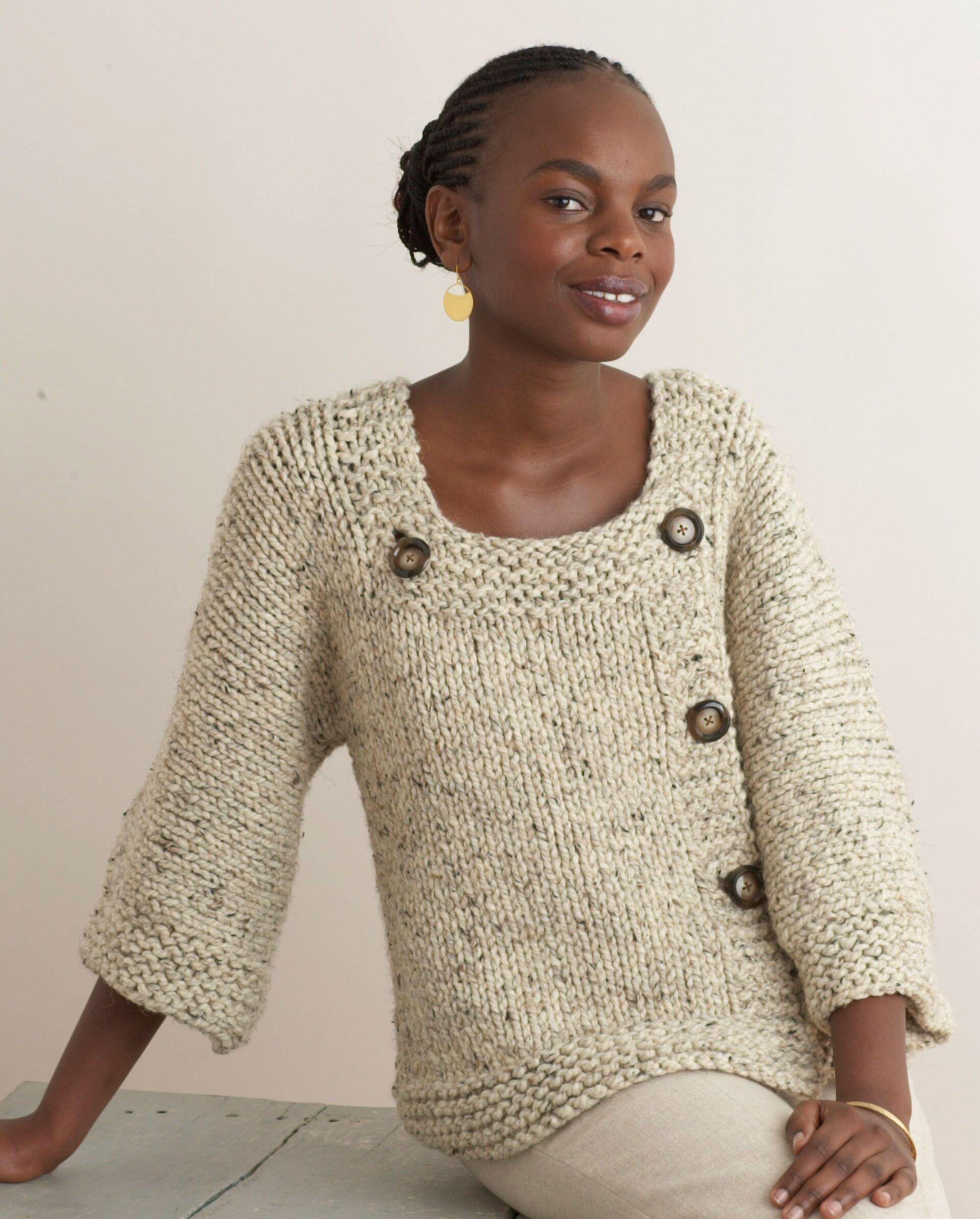Wrap Cardigan Knitting Patterns | Knitting patterns, Easy and Patterns