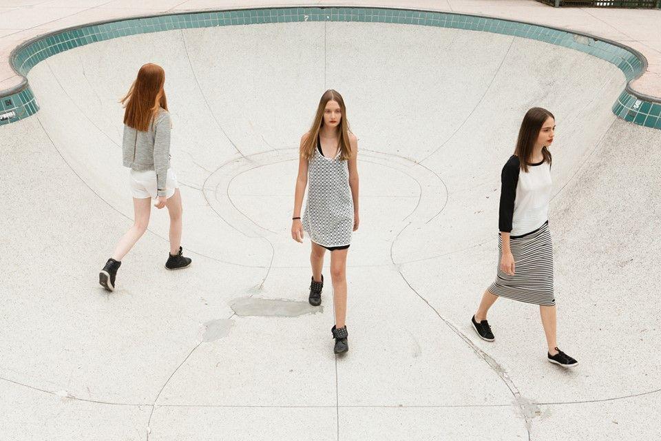 Girls for Bricks Magazine by Takeuchis - Models: Victória Schons/Jaqueline Datsch/Natália Mallmann