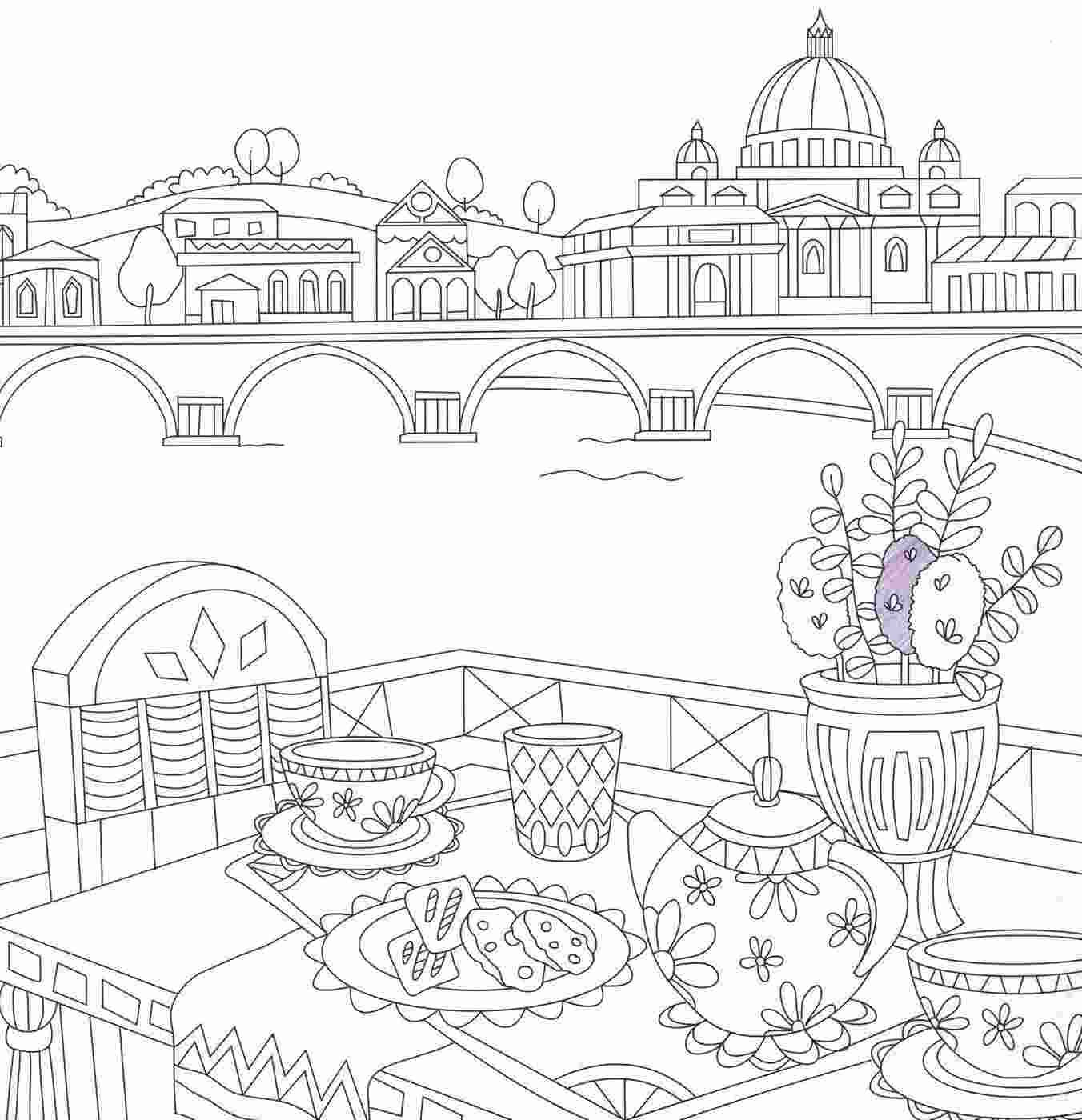 Free Coloring Pages Travel Coloring Books Coloring Pages Free Coloring Pages