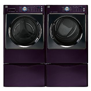 Kenmore Elite Front Loading Washer Amp Dryer They Re Dark