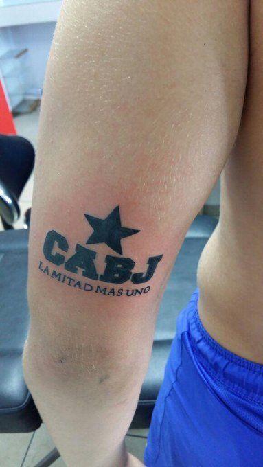 Tatuajes De Boca Juniors Realmente Espectaculares Am Pinterest