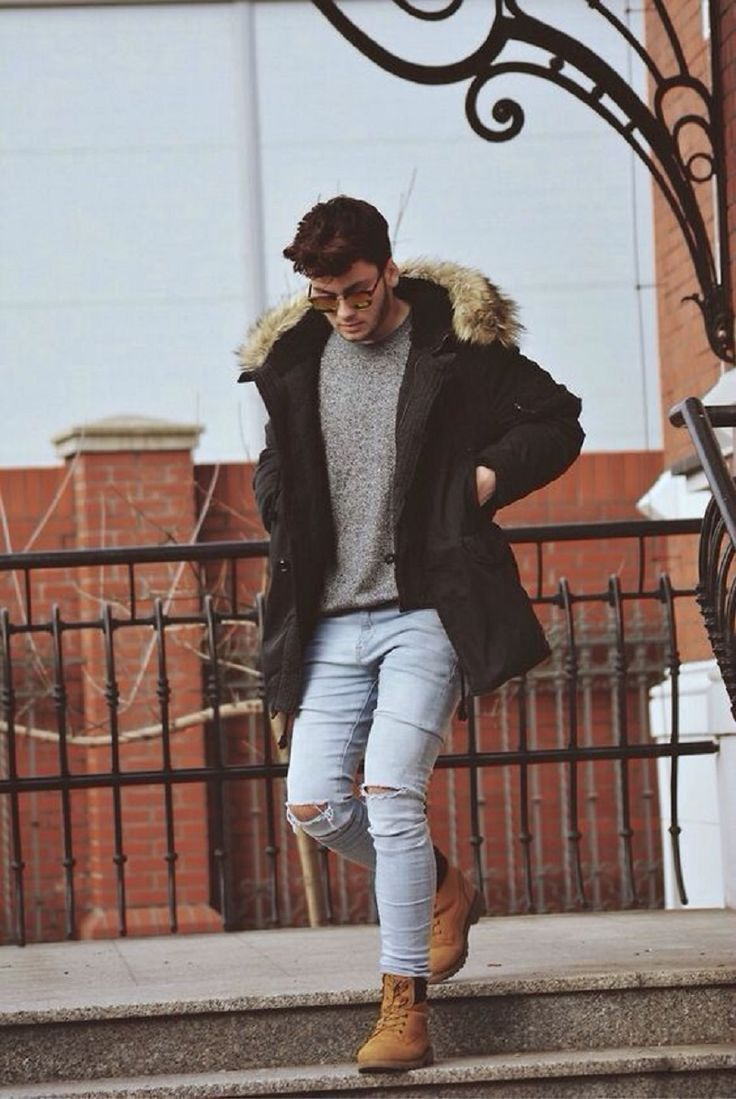 8 Fashionable Winter Outfits for Teenage Boy Ideas