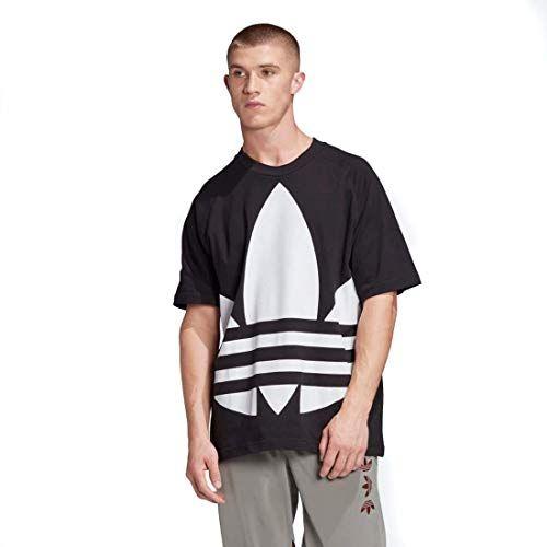 Neues adidas Originals Herren Big Trefoil Boxy T-Shirt online – Favortrendyfashion  – Clothing