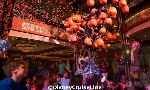 Halloween on the high seas? Delightful and just a bit frightful. Disney Cruise Line amps up there annual Halloween Party. Take a look at what's in store for those folks lucky enough to be sailing aboard DCL this fall... http://land.allears.net/blogs/dnews/2014/07/a_frightfully_good_time_awaits.html | #DisneyHalloween #MickeysNotSoScaryCruise #DCL #ThisIsHalloween #DisneyCruiseLine #Cruising