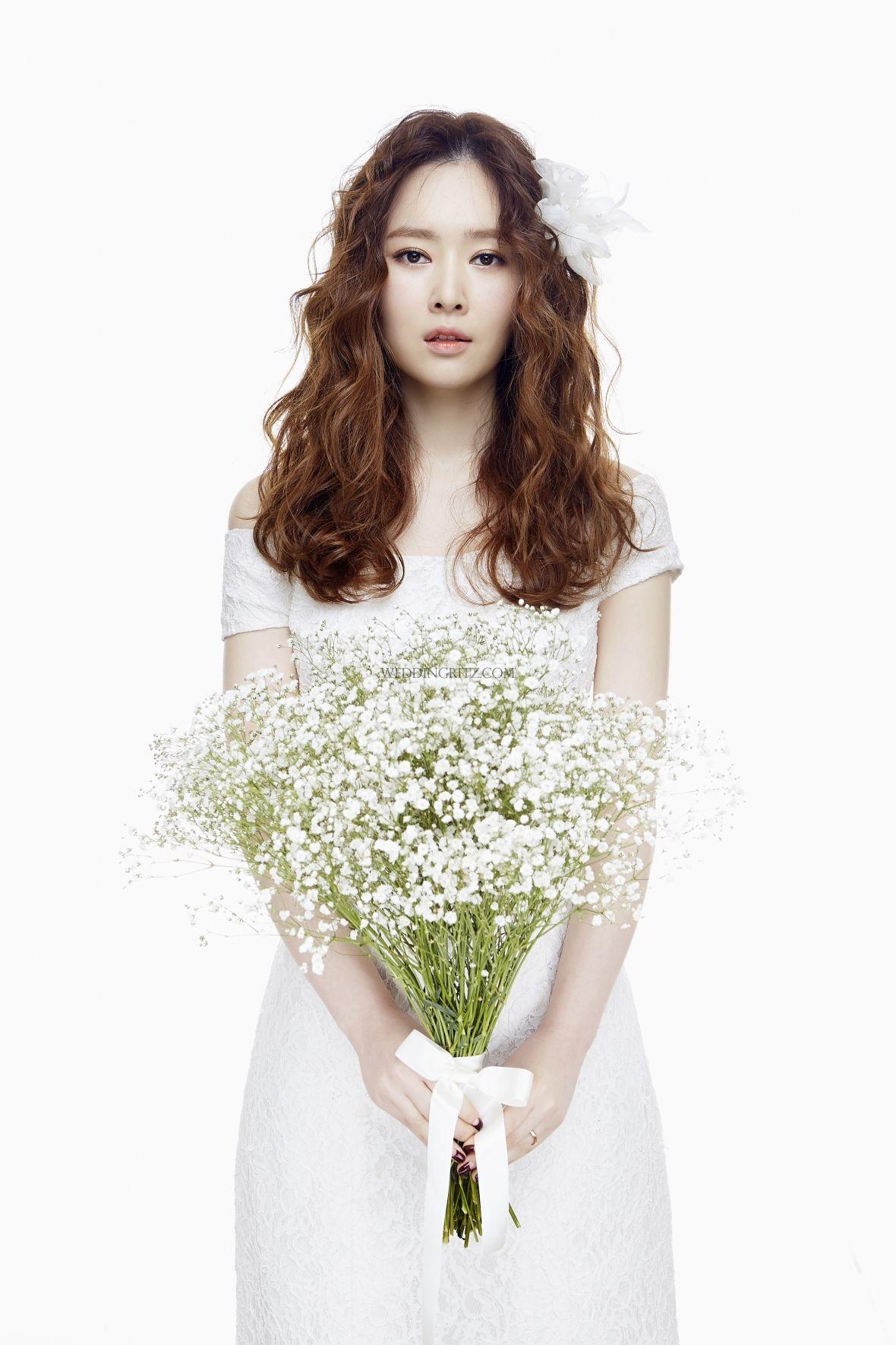EL Salon in Korea Hair & Makeup Sample   Korean Bridal Hair & Makeup ...