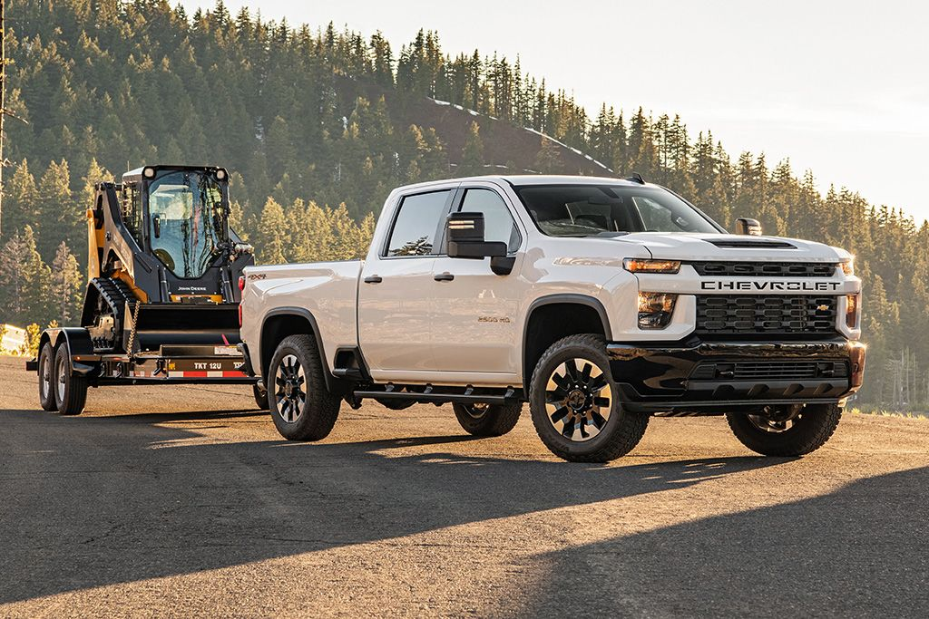Review 2020 Chevrolet Silverado 2500hd Ltz Gas Mileage And Images Feels Free To Follow Us Di 2020