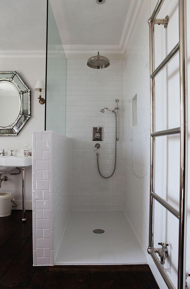 Salle De Bain Mur Douche ~ douche italienne 33 photos de douches ouvertes pinterest