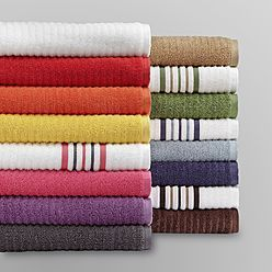 Colormate Bath Towel Collection From Sears These Towels Are
