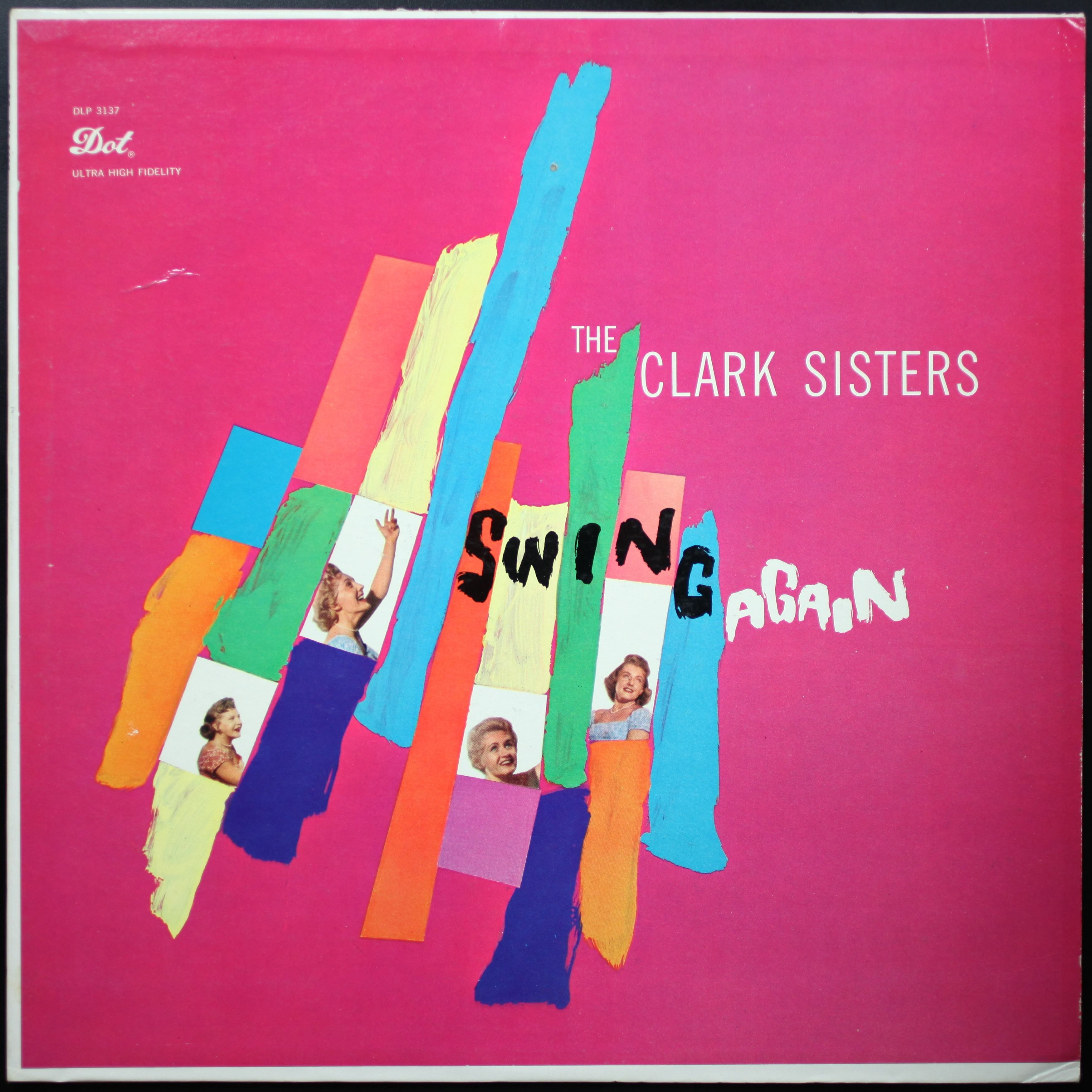 The Clark Sisters - Swing Again (1965)