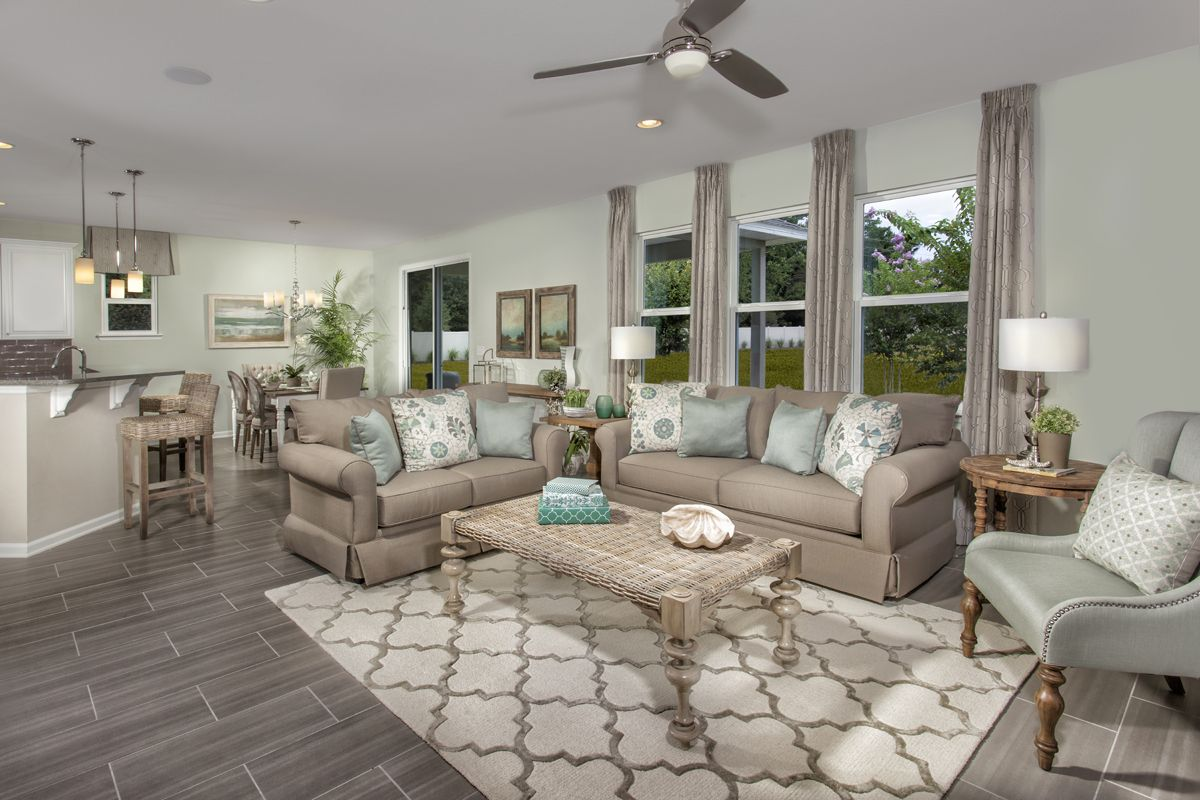 New Homes For In Jacksonville Fl By Kb Home