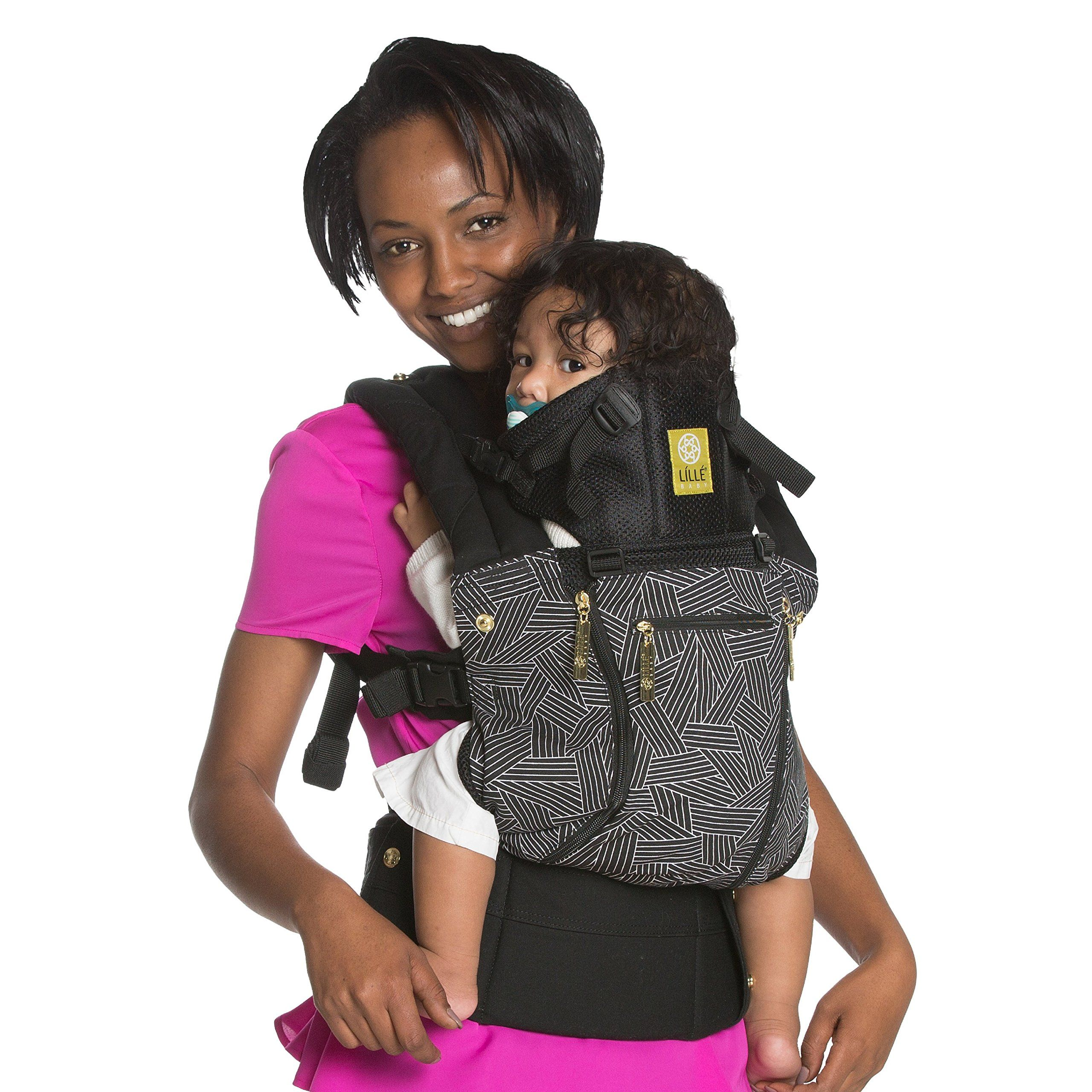 Six Position 360 Ergonomic Baby Child Carrier By Lillebaby