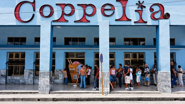 coppelia ice cream CUBA Pinterest Cienfuegos, Jet plane and - invitation letter for us visa cuba