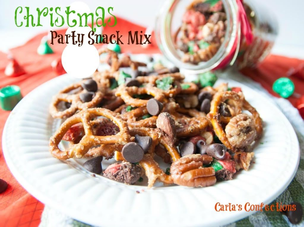 Carlas confections christmas party snack mix christmas food carlas confections christmas party snack mix forumfinder Images