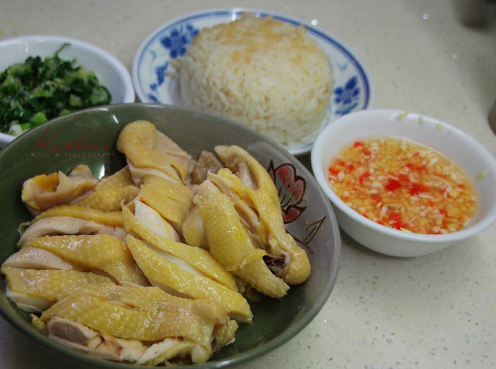 Cara Gampang Membuat Hainanese Chicken Rice Nasi Ayam Hainan Harian Kartini Chicken Rice Hainanese Chicken Chicken