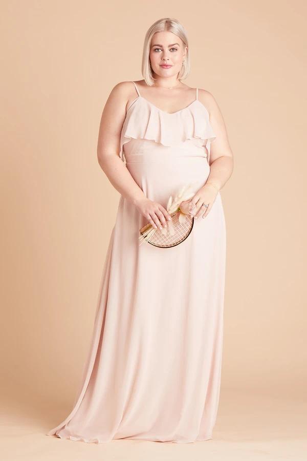 Pin On Blush Pink Bridesmaid Dresses