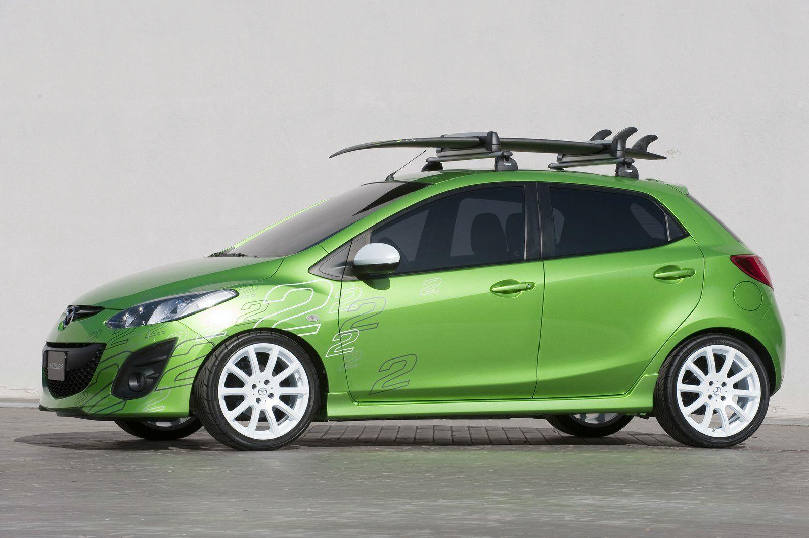 Kekurangan Mazda 2 2010 Spesifikasi