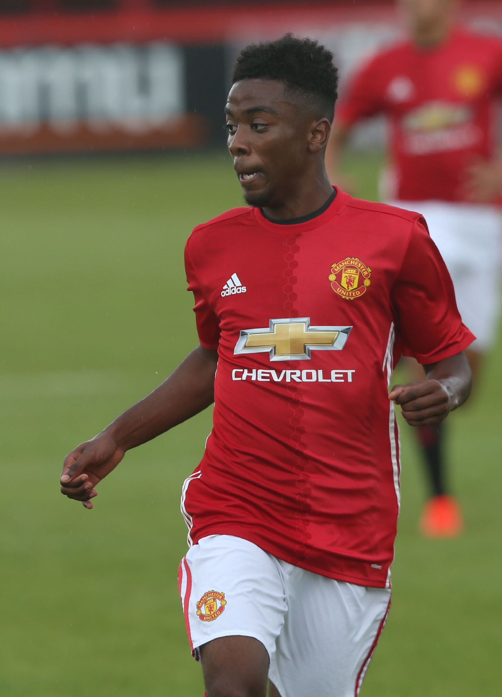Angel Gomes Manchester United Players Manchester United Football Club Young Football Players