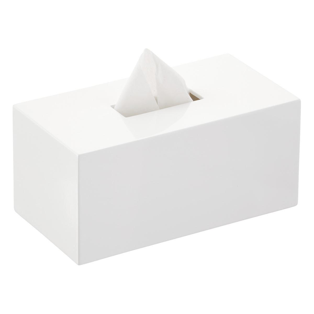 Lacquered Rectangular Tissue Box Cover Tissue Box Covers Covered Boxes Tissue Boxes