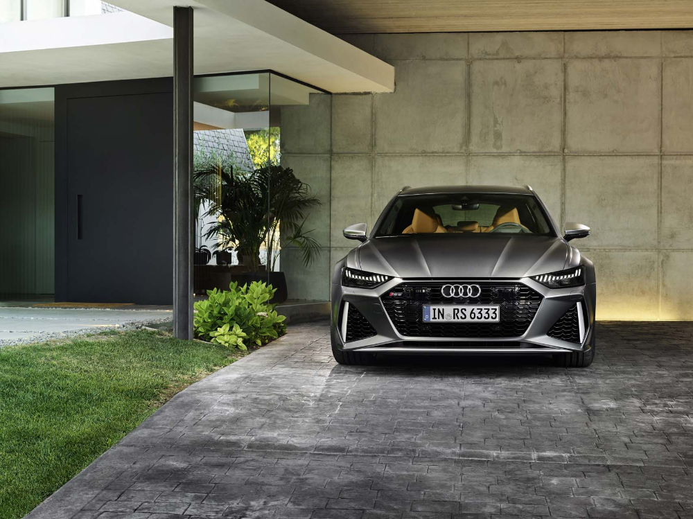 2020 Audi Rs 6 Avant Is An Angry Wagon Due On Sale In The Us Audi Rs Audi Rs6 Audi