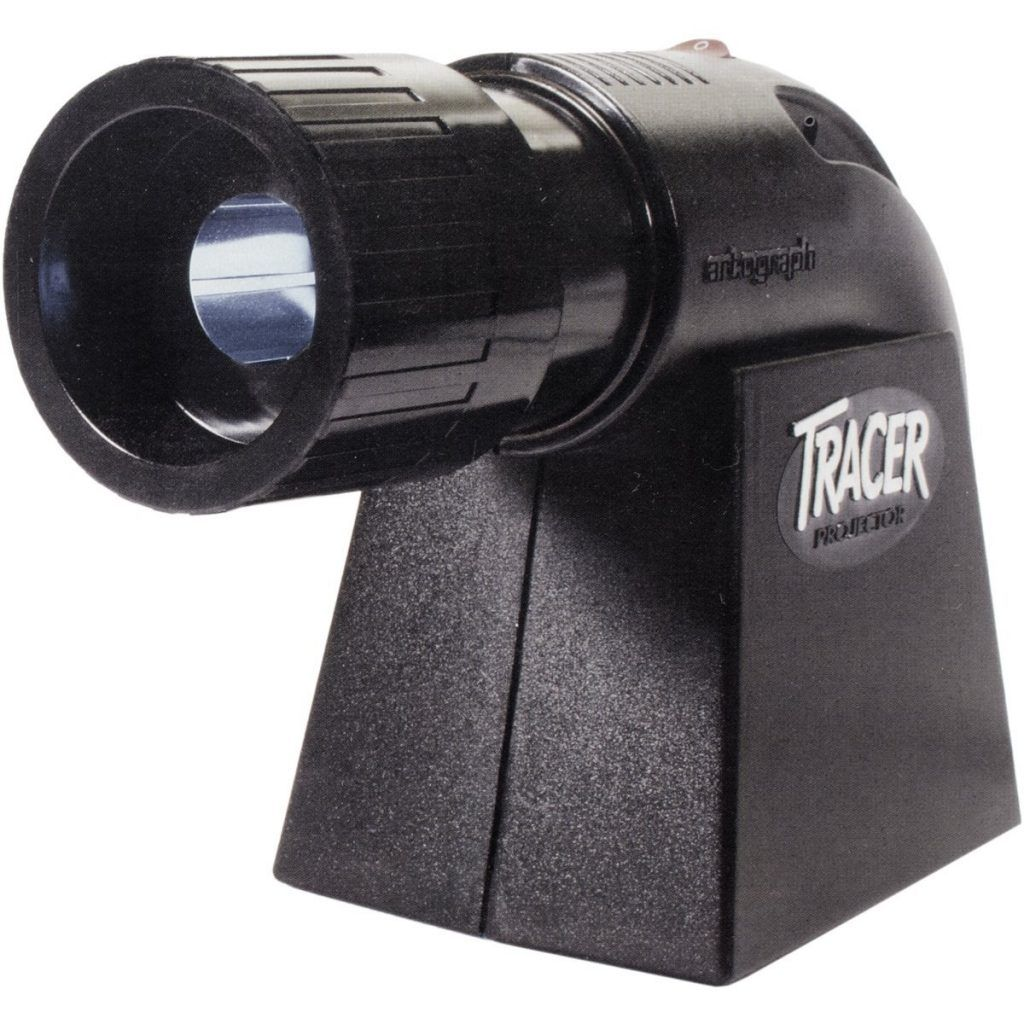 best projector for artists tracing