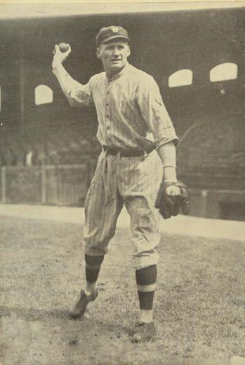 Photo of Walter Johnson