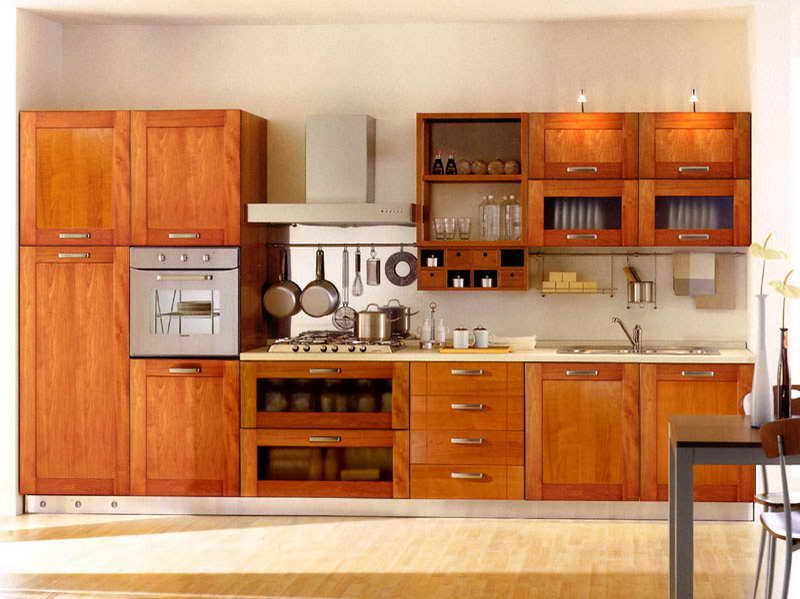 Kitchens With Wood Cabinets  Google Search  House Remodel Ideas Amusing Wardrobe Kitchen Designs Review