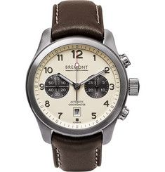 BremontALT1-Classic/CR Automatic Chronograph Watch|MR PORTER